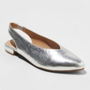 A New Day Pointed Toe Flats